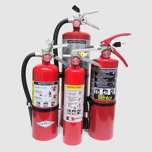 Fire Extinguishers Sales and Installation